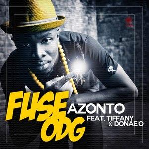 Fuse ODG альбом Azonto (feat. Tiffany, Donaeo, Tiffany, Tiffany, Donae'o, Stylo G)