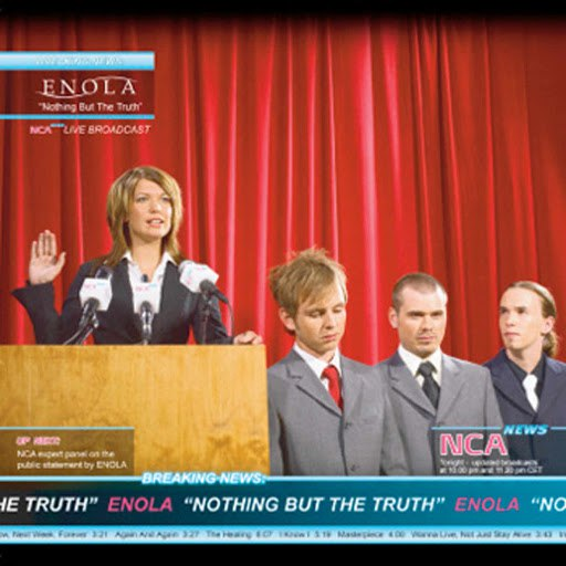 Enola альбом Nothing But The Truth