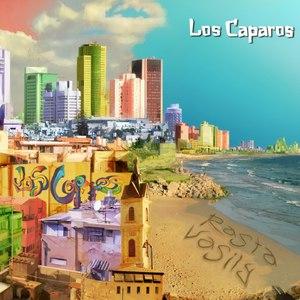 Los Caparos альбом Rasta Vasily