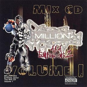 Million альбом Million a.k.a. Endiana Jonez