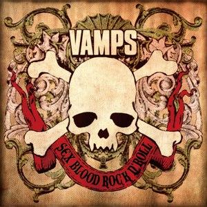 Vamps альбом Sex Blood Rock n' Roll