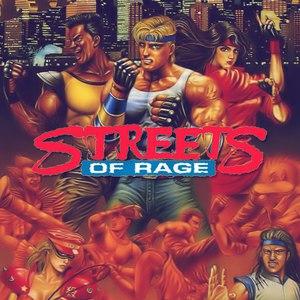 古代祐三 альбом Streets of Rage