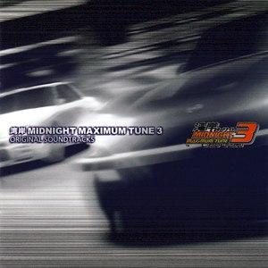 古代祐三 альбом Wangan Midnight Maximum Tune 3