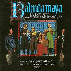 Kalenda Maya альбом Kalenda Maya
