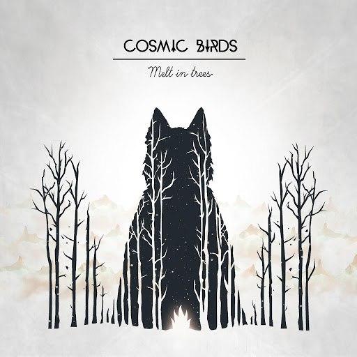 Cosmic Birds альбом Melt in Trees