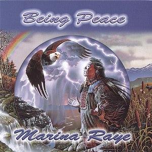 Marina Raye альбом Being Peace