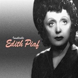 Édith Piaf альбом L'hymne à L'amour