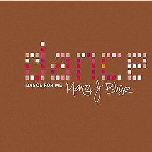 Mary J. Blige альбом Dance For Me