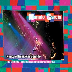 Manolo García альбом Canciones en Directo