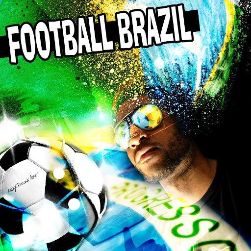 Football альбом Football Brazil