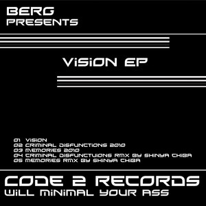 Berg альбом Vision Ep