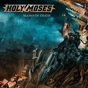 Holy Moses альбом Agony of Death