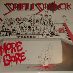 Shell Shock альбом More Gore