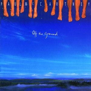 Paul McCartney альбом Off the Ground