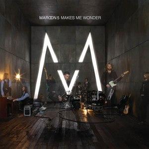Maroon 5 альбом Makes Me Wonder