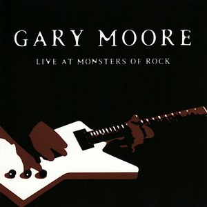 Gary Moore альбом Live At Monsters Of Rock