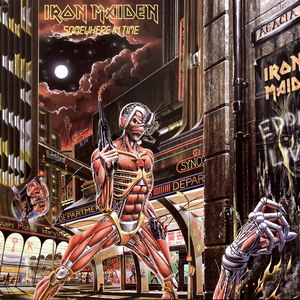 Iron Maiden альбом Somewhere In Time