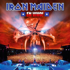 Iron Maiden альбом En Vivo!