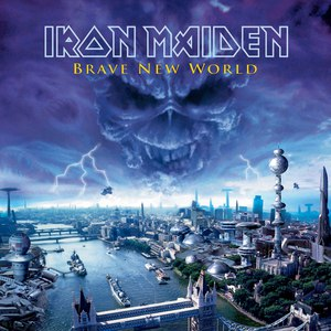 Iron Maiden альбом Brave New World