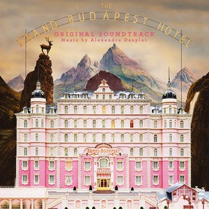 Alexandre Desplat альбом The Grand Budapest Hotel