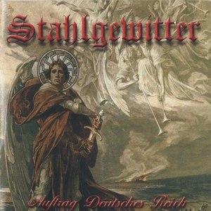 Stahlgewitter альбом Auftrag Deutsches Reich