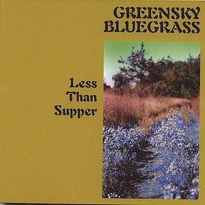 Greensky Bluegrass альбом Less Than Supper