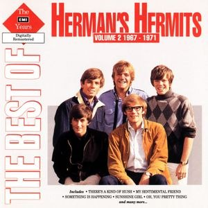 Herman's Hermits альбом The Best Of The EMI Years,Vol Two 67-71
