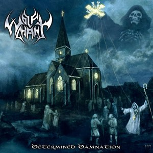Wolfchant альбом Determined Damnation