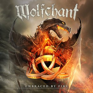 Wolfchant альбом Embraced by Fire