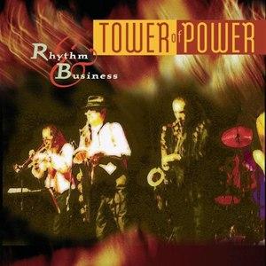 Tower of Power альбом RHYTHM & BUSINESS