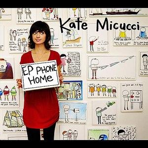 Kate Micucci альбом EP Phone Home - EP