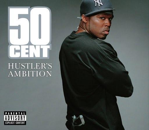 50 Cent альбом Hustler's Ambition (International Version)