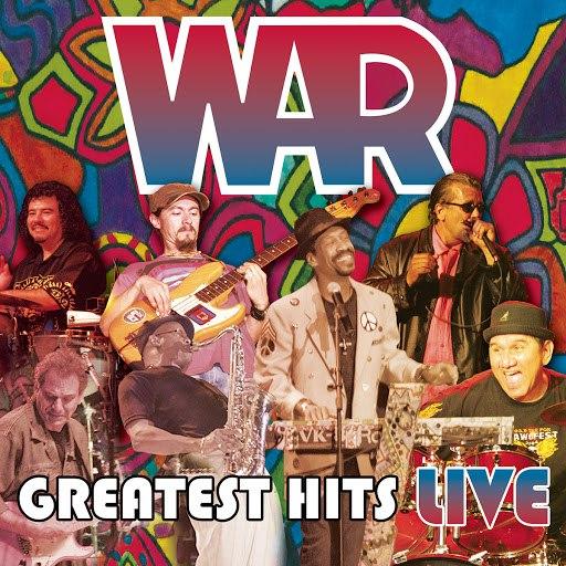 War альбом Greatest Hits Live