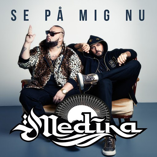 Medina альбом Se på mig nu