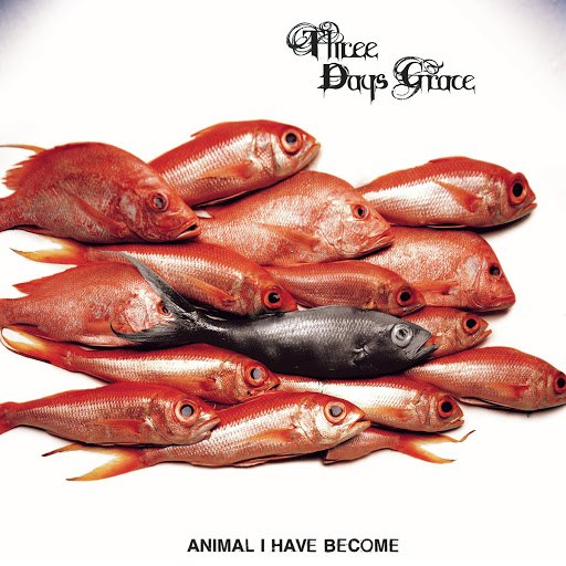 Three Days Grace альбом Animal I Have Become