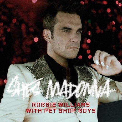 Robbie Williams альбом She's Madonna