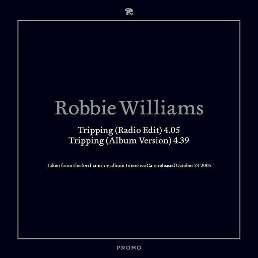 Robbie Williams альбом Tripping