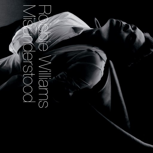 Robbie Williams альбом Misunderstood