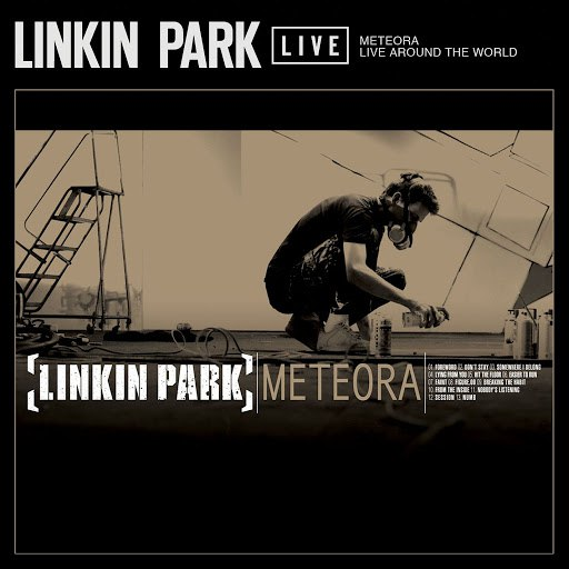 Linkin Park альбом Meteora (Live Around The World)