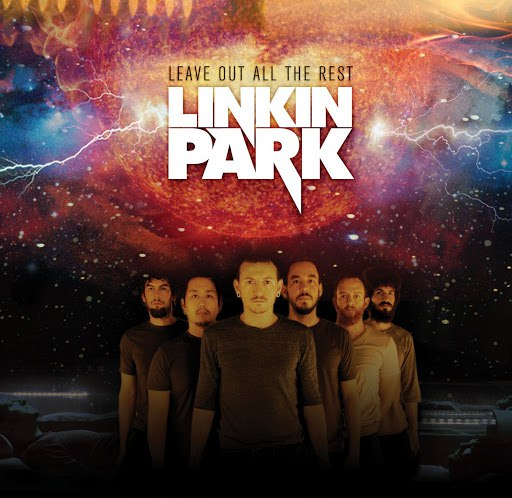 Linkin Park альбом Leave Out All The Rest (DMD Maxi)
