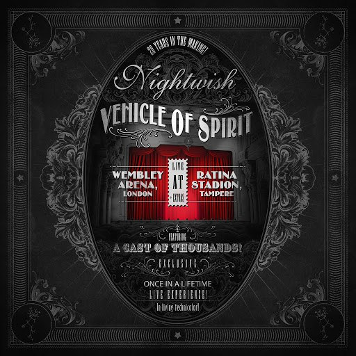 Nightwish альбом Vehicle of Spirit (Live EP)