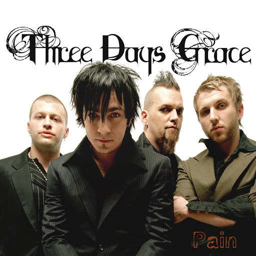 Three Days Grace альбом Pain (Acoustic Version)