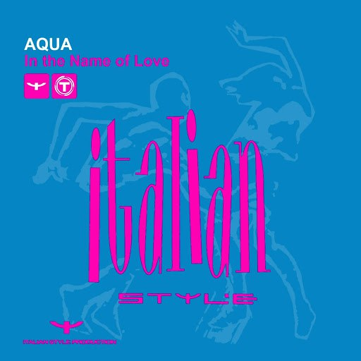 AQUA альбом In The Name Of Love