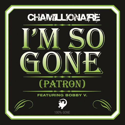 Chamillionaire альбом I'm So Gone (Patron)