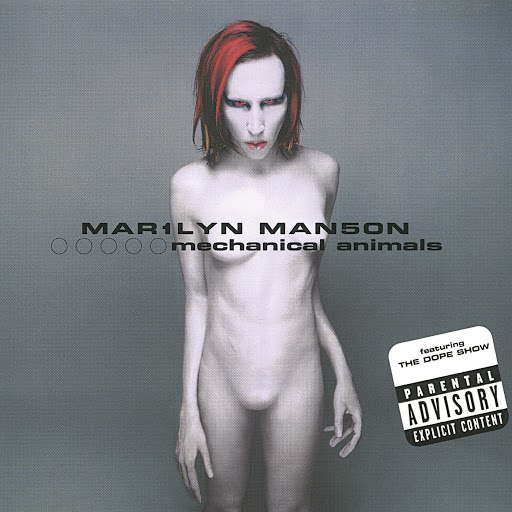 Marilyn Manson альбом Mechanical Animals