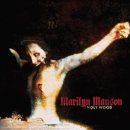 Marilyn Manson альбом Holy Wood (Censored Packaging Version)