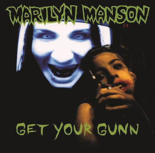 Marilyn Manson альбом Get Your Gunn