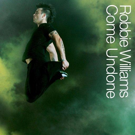Robbie Williams альбом Come Undone