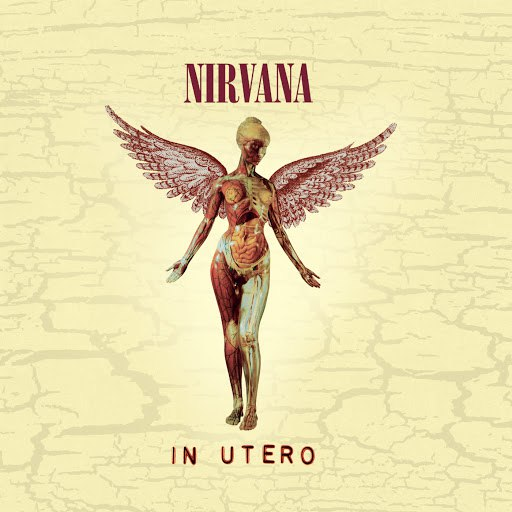 Nirvana альбом In Utero (20th Anniversary Remaster)