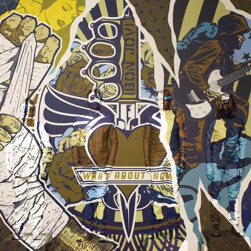 Bon Jovi альбом What About Now (Deluxe Version)